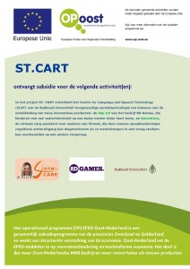 ST.CART poster